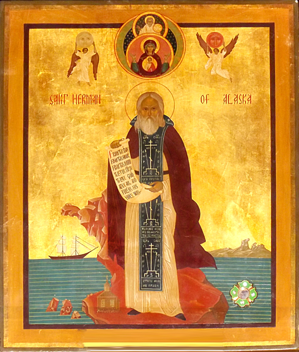 Saint Herman of Alaska