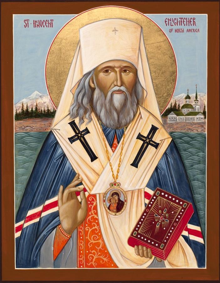 St. Innocent Apostle to America