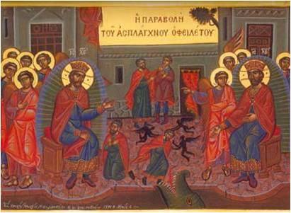The Parable of the Unforgiving Servant
